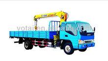 SQ3.2SK1Q/K2Q Truck Mounted Crane of china brand XCMG SDLG CHANGLIN SANY LIUGONG LOVOL ZOOMLION high quality
