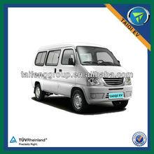 7 passenger electric mini-bus