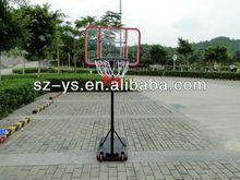 Mini adjustable plastic basketball stand,backboard and base