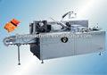 Flow pack machine d'emballage carton