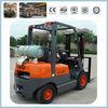 forklift truck gas/lpg power 2000kg