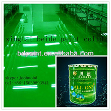 Epoxy floor paint for factory ,garage ,Tourney Field