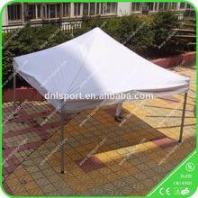 3x3m hexagonal aluminium Pagoda tent with white three walls