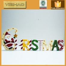 Wholesale Import Superior Wooden Christmas Decorations (YZ-WL2011004)