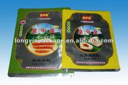 vacuum retort pouch/aluminum foil retort pouch/aluminum laminated foil pouch