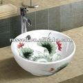 Pintado bacia sanitária ware banheiro pia a8003-2