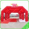 Barraca inflável para eventos do partido( tamanho e cor personalizada)
