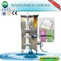 Angeprix usine automatique machine de remplissage liquide prix/sachet liquide machine de remplissage/sachet de remplissage d'eau machine d'emballage