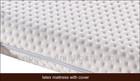 100% natural latex bed sheets covered sheet