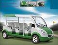 carrito de golf eléctrico