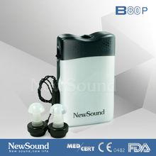 Best High Power Portable Body Worn Hearing Aid