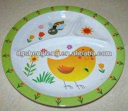 melamine plate for kids