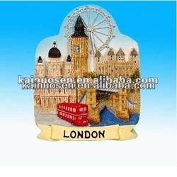 Resin London fridge magnet/Magnetic souvenir!!