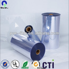 0.2mm calender printing rigid clear pvc sheet for vacuum forming