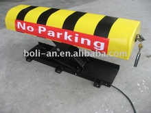 Household Automatic Storage Battery Parking Barrier , Remote contrrolled Parking Lock
