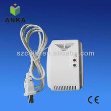 Independent semiconductor sensor lpg alarm gas detector