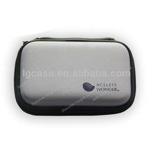 portable and waterproof eva case for digital camera
