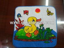 Children's favorite cartoon compressed towel