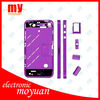 purple middle Frame For iPhone4 spare parts with high quality