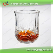 glass drinking ware