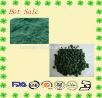 Spirulina platensis/Spirulina/Spiral Seaweed Extract Powder