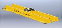 Double trolley Overhead Travelling Crane,bridge crane