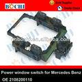Auto interruptor de la ventana de energía del interruptor elevalunas interruptor para mercedes benz w210/e300/e320/e430/e300 2108200110 oem