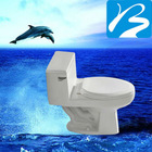 Ceramic S-trap 1 Piece WC Toilet Products