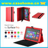 High quality pu leather keyboard case for MICROSOFT SURFACE PRO