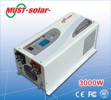 3000 watt power inverter DC 12V 24V 48V AC 220V 230V 240V