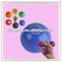 New Design Stress Ball Manufacturer TPR ball filling GEL or water inside