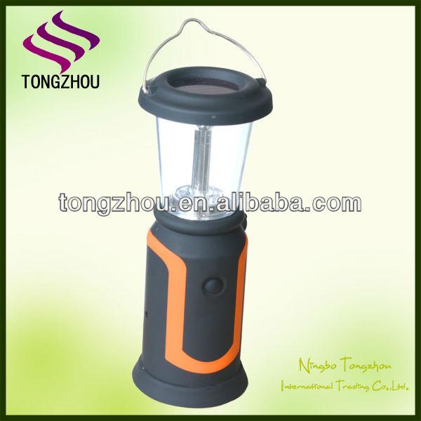 Dynamo solar camping led lantern/camping rechargeable lantern/camping lantern