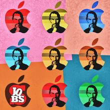 Steve Jobs Of Apple Pop Art