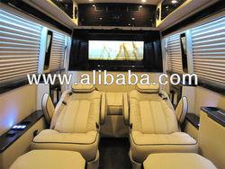 Diesel Limousine BUS Luxury VAN RV Camper Executive Office