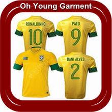 custom school/team/club soccer wear/uniforms/jersey/shorts with submation printing