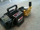QL-390 High pressure triplex plunger pump