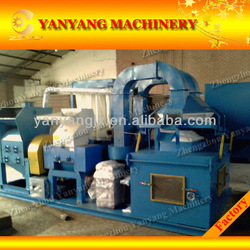 Waste copper wire recycling equipment with 100 percent recovery effect