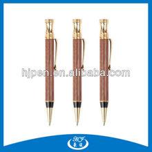 2013 New Novelty Eco-friendly Wooden Ball Pen