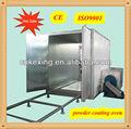 quemador de gasóleo para el polvo de revestimiento del horno