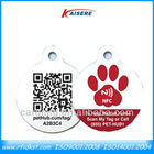 2013 Hot Sell NFC Dog Tag With QR Code