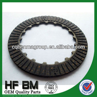 CD70 motorcycle clutch friction plate,clutch brake disc with OEM quality