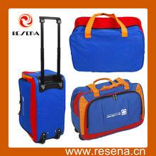 Nylon Sport travel bag trolley bag