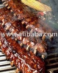 Pork Ribs: BBQ Pork