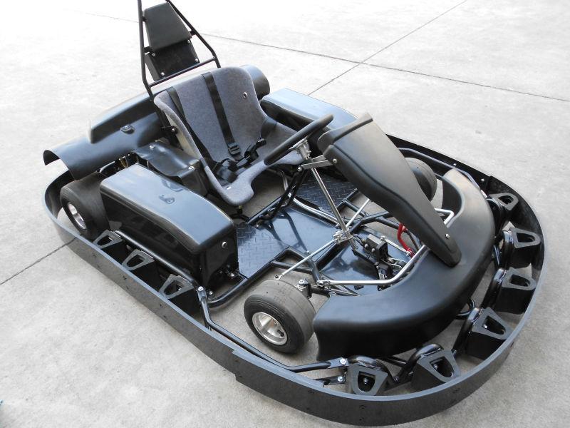 Road Rat Motors Exb Electric Racing Go Kart Buy Electric