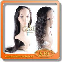 100 % human hair wig