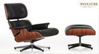 Eames with ottoman Leisure chair JS-C309