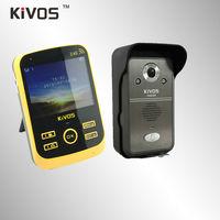 Kivos Intercom Wireless Doorbells With Phone Commax Wireless Doorbells For Government