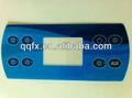 Vendita calda pvc targhetta, pvc segni, personalizzati in pvc adesivo