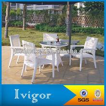Garden rattan dinning furniture1139-6139