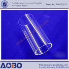 transparent quartz glass water pipes